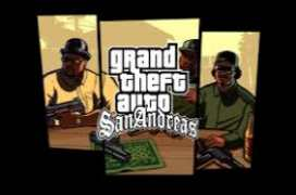 GTA: San Andreas Homeboys Screensaver